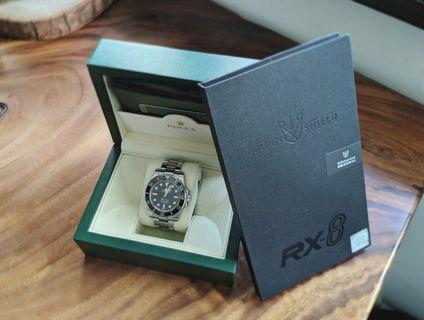 RX8 Rolex watch Protective Film