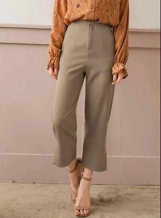 包平郵 - 100% 新 日本 Kodz 西裝 直腳褲