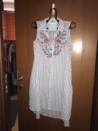 Like new! Original zara dress size xs