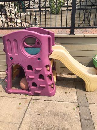 Kids step slide