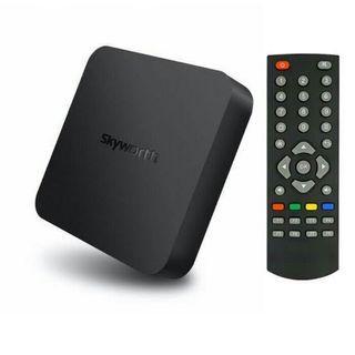 Skyworth A1 Internet tv set top box wireless HD 4K smart live