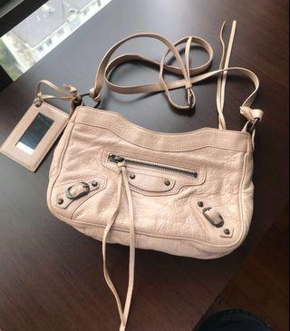 Pre-owned Balenciaga Classic Hip Crossbody Bag