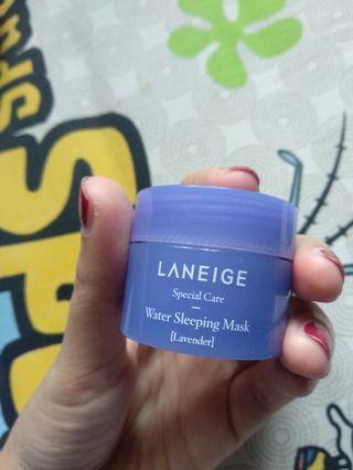 Laneige Water Sleeping Mask (lavender)
