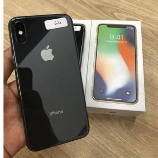 Iphone X,64gb..condition tiptop😍
