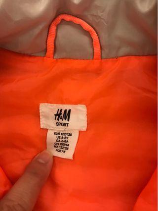 H&M 防風背心
