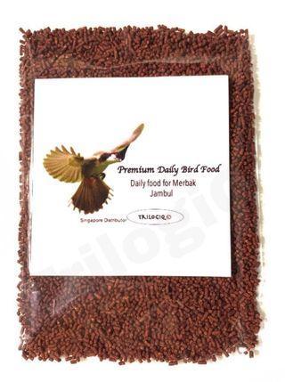 🚚 Merbak Jambul Premium Food
