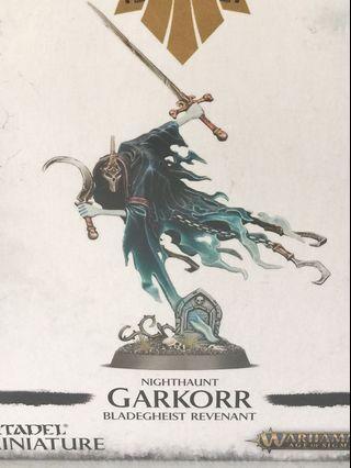 AOS Age of sigma - Nighthaunt Garkorr 特別版