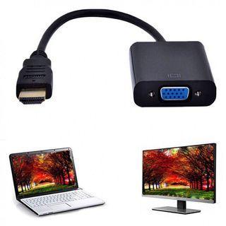 🚚 HDMI to VGA adapter