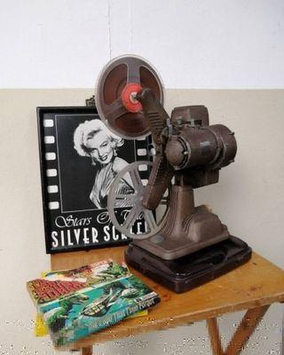 For Rent! Vintage Movie and Cinema Props