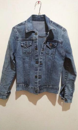 Jaket Jeans - TURUN HARGA
