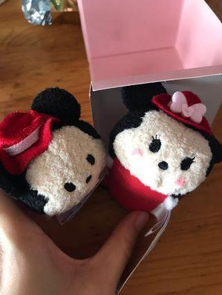 Tsum tsum mickey mouse連盒