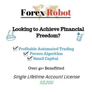 🚚 Forex Robot for Passive Income Automation Income Machine Trading Software
