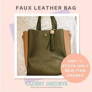 Two-Way Leather Bag