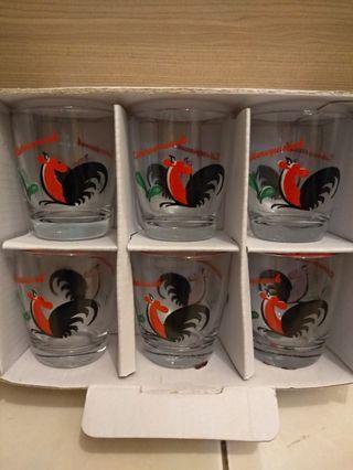 #mauthr Mug Custom,gelas ayam mini