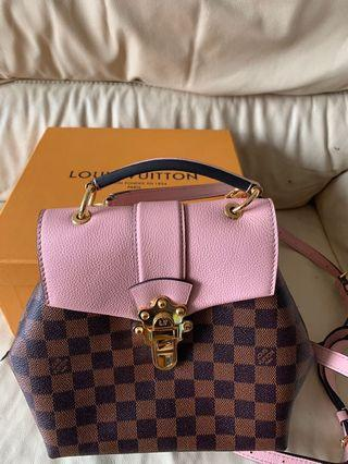 Brand New Louis Vuitton Clapton Backpack