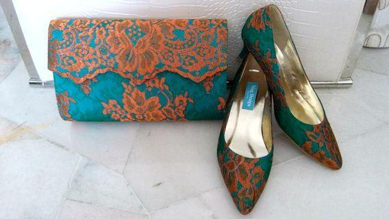 Handmade Shoe and handbag