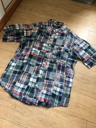 Vintage patchwork Shirts