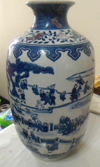 瓷瓶(仿古)