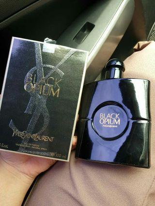 YSL Black Opium (parfum ori singapore)