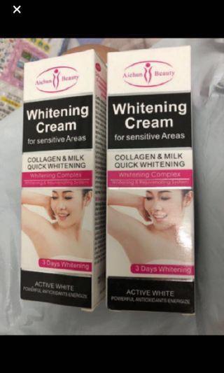 🚚 Underarm Whitening Cream