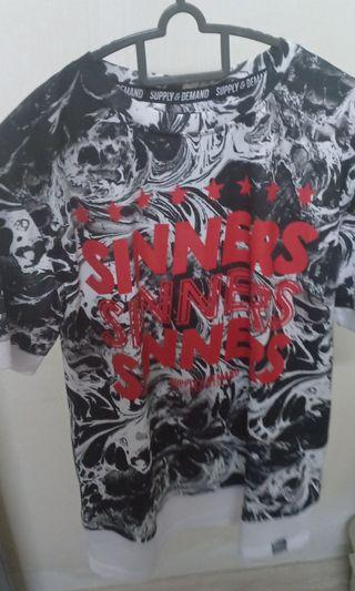 T shirt JD sports Supply and Demand