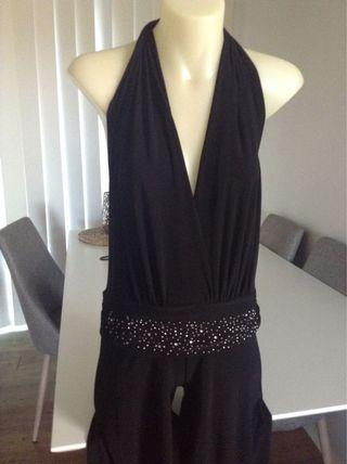 Evening wear jumpsuit size S
