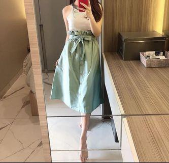 Korean Skirt All Size Fit S - L