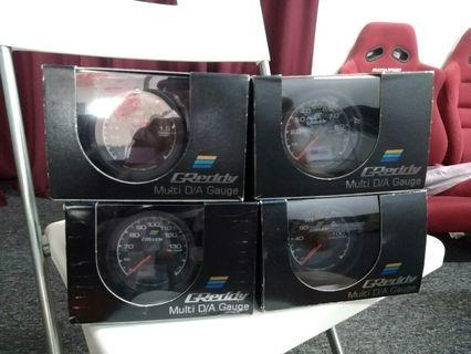 greddy multi D/a gauge