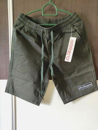 🚚 KAPPA dark green shorts