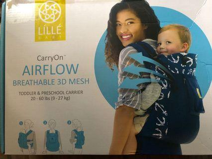 🚚 Lillebaby Toddler Carrier
