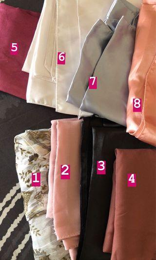 Pasmina 8 items 50