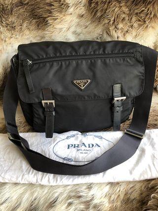 863e003e49c1 prada nylon sling bag | Luxury | Carousell Philippines