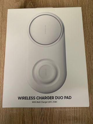 🚚 Samsung wireless charger duo pad