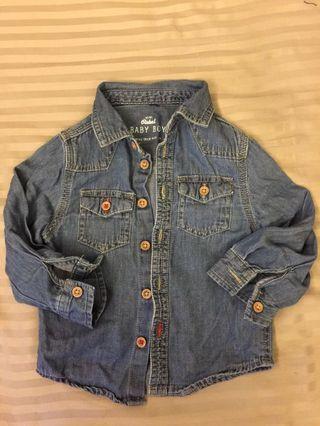 H&M Baby Denim Shirt