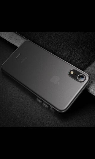 🚚 Baseus case for IPhone XR