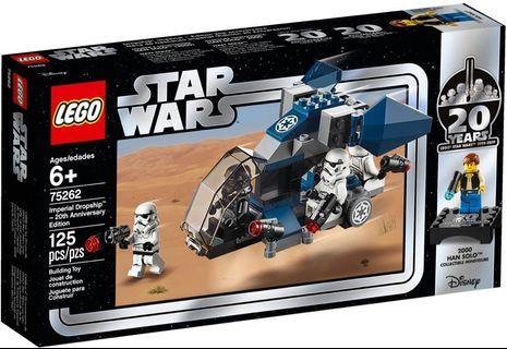 Lego 75262 Imperial Dropship 29th Anniversary Edition