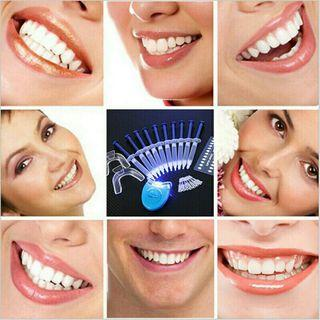 LEGIT 100% 10 Dental Equipment teeth whitening set 44% Peroxide