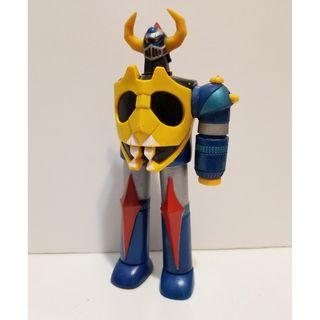Popy 磁石版 宇宙飛龍 金剛 中古品 膠公仔 Gaiking bandai sofubi bullmark medicom evolution toys