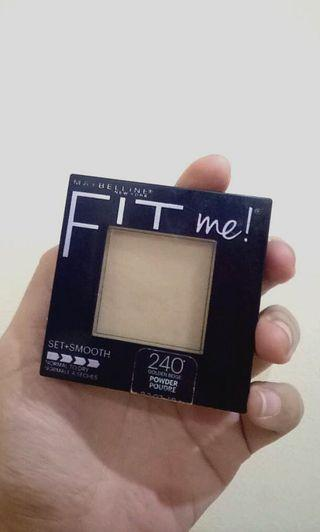 Maybelline Compact Powder - Preloved
