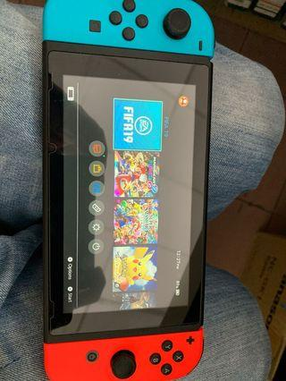 Selling list of digital switch game