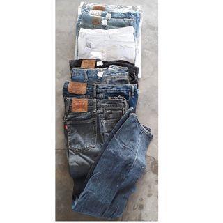 Jeans, Slack, Secondary School Uniform (Pants)
