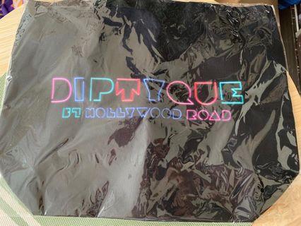 (Exclusive) Diptyque tore bag (45cm x 35 cm)