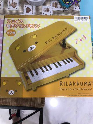 🚚 Authentic Rilakkuma Piano