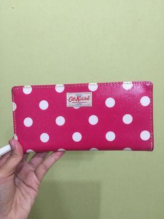 Cath Kidston Pink Wallet
