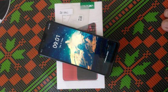 OPPO F7 SPACE GRAY 4/64gb