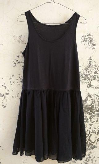 TURUN HARGA - Black Dress