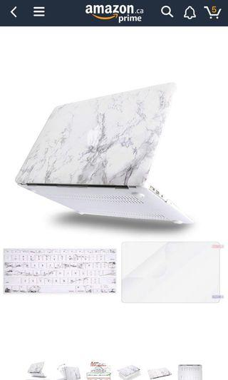 BNWP marble laptop case