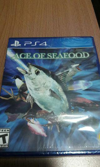 限量版 全新 PS4 Limited Run Game ~ Ace of Seafood