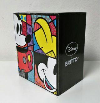 "Discontinued RESIN STATUE DISNEY WINNIE THE POOH BY ROMERO BRITTO 2014【7""高】"