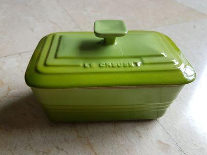 Le Creuset Ramekin rectangular with lid